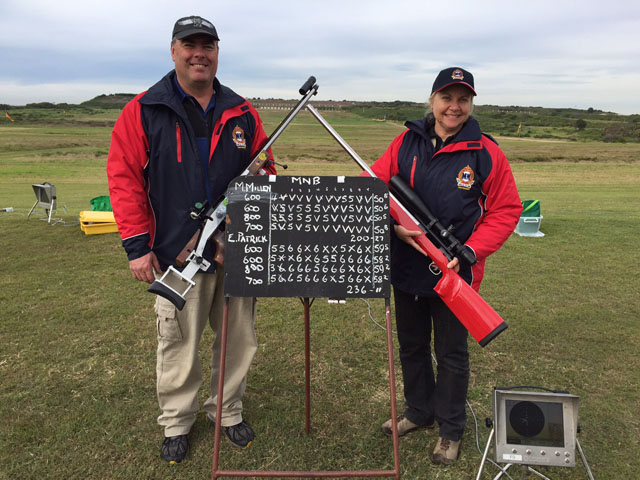 Mike Millen and Eva Patrick MDRA Champion of Champions Competition 2015